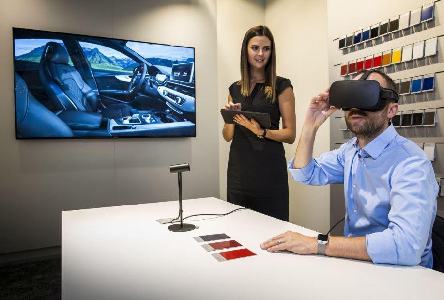 Audi-VR