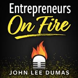 """Thumbnail for """"Entrepreneurs on Fire"""""""